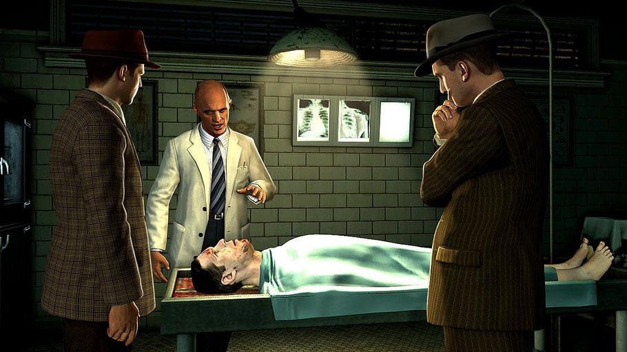 Beste Xbox 360 Spiele - L.A. Noire