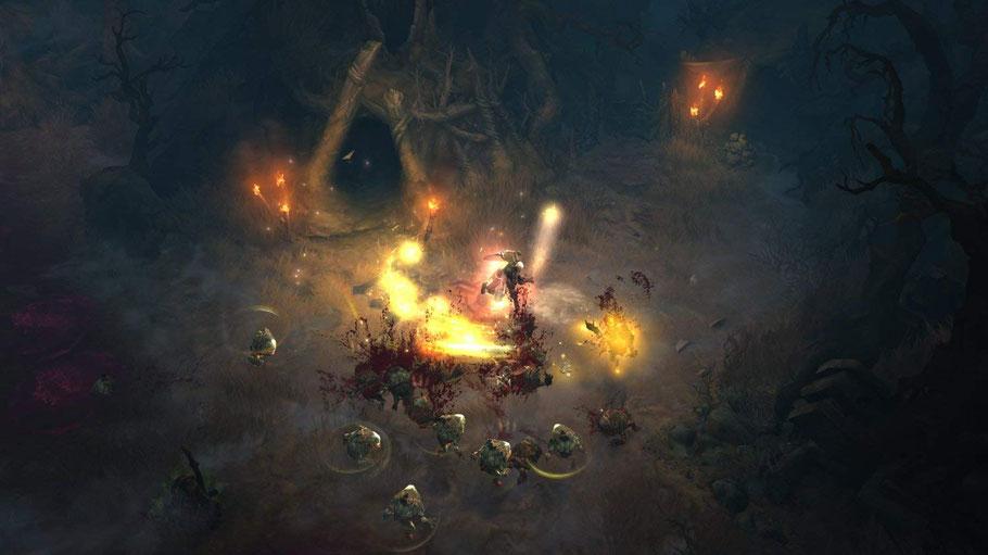 Diablo 3 Test: Die Grafik