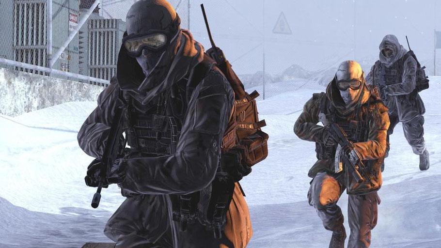 Beste PS3 Spiele - Call of Duty: Modern Warfare 2