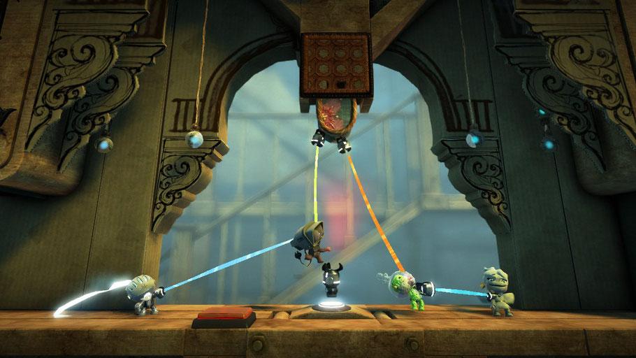 Beste PS3 Spiele - LittleBigPlanet 2