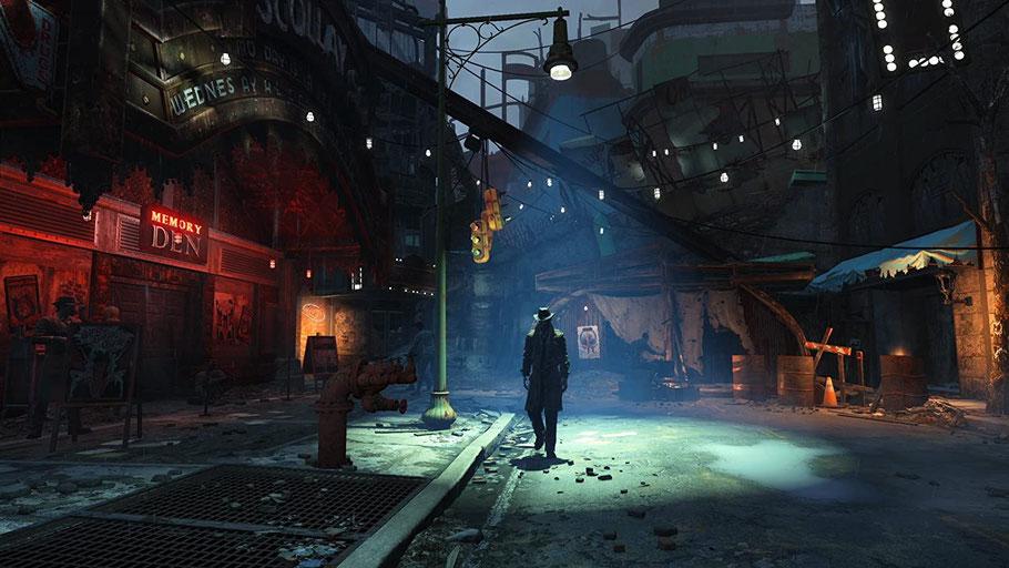 Fallout 4 Test: Kleine technische Probleme