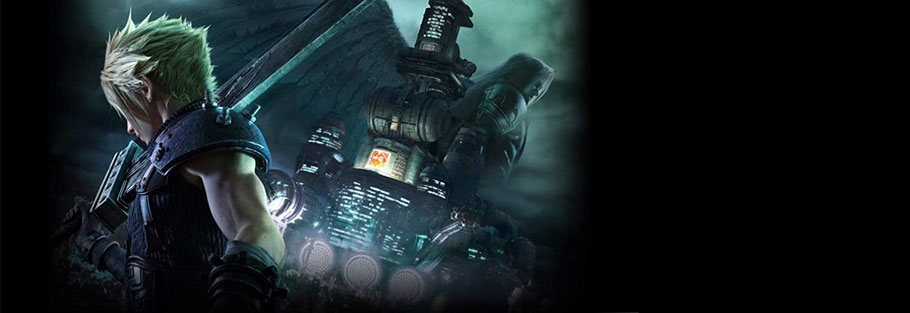 Final Fantasy 7 Remake Titelbild