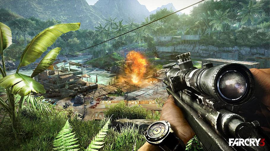 Beste PS3 Spiele - Far Cry 3