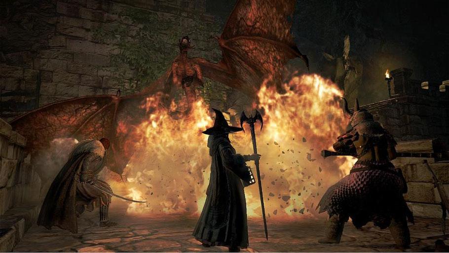 Dragon's Dogma: Dark Arisen Test - Zusatzinhalt
