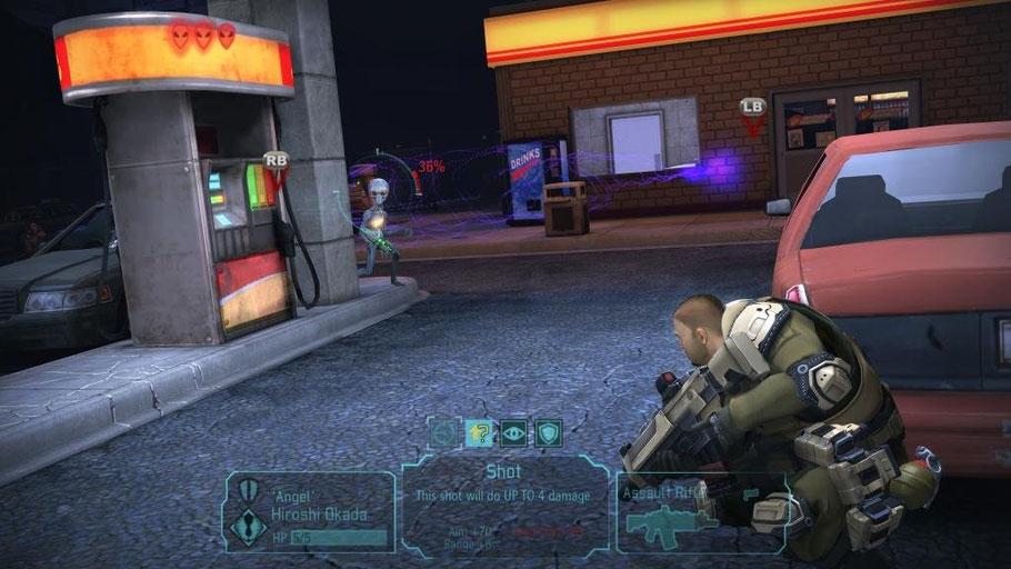 Beste PS3 Spiele - XCOM: Enemy Unknown