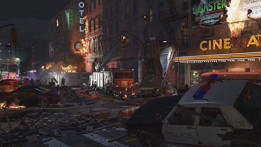 Residen Evil 3 Test: Raccoon City