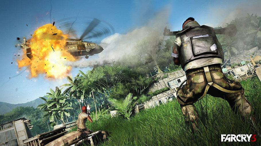 Beste Xbox 360 Spiele - Far Cry 3