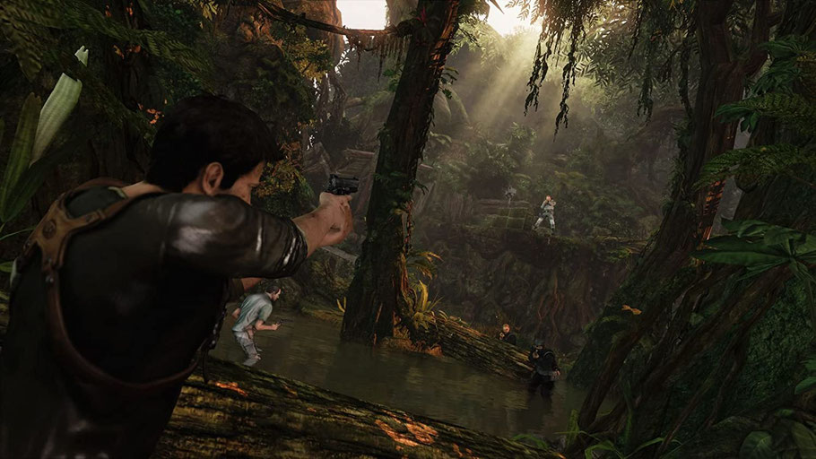 Beste PS3 Spiele - Uncharted 2: Among Thieves
