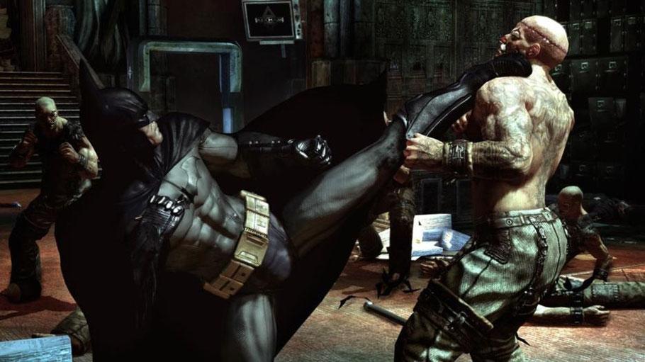 Beste PS3 Spiele - Batman: Arkham Asylum