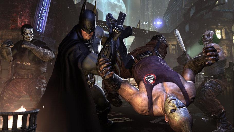 Beste Xbox 360 Spiele - Batman: Arkham City