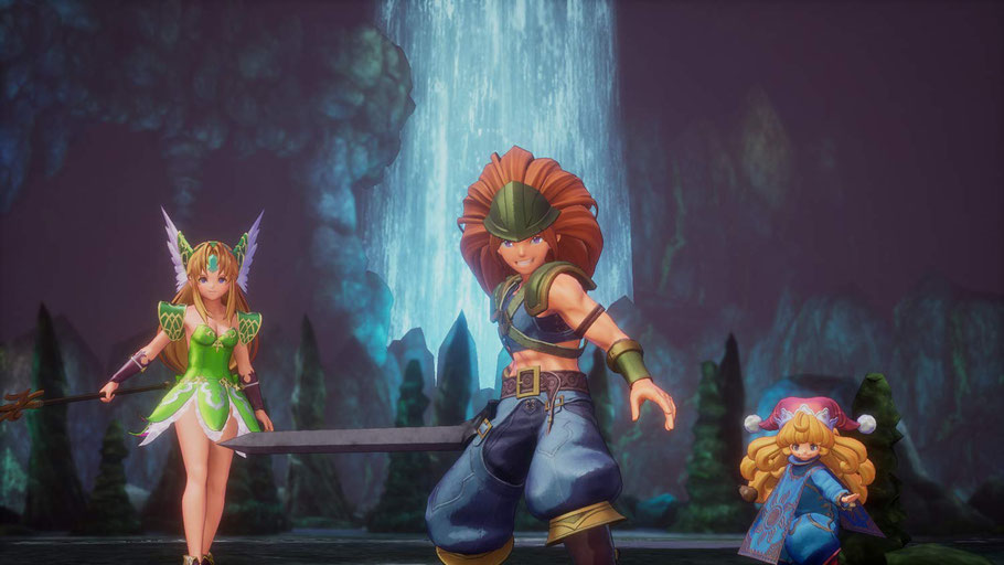 Trials of Mana Test