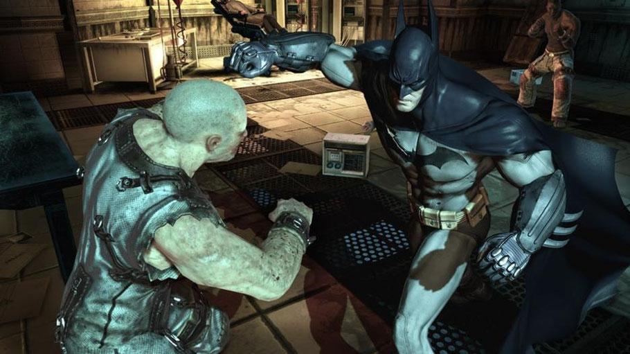 Beste Xbox 360 Spiele - Batman: Arkham Asylum