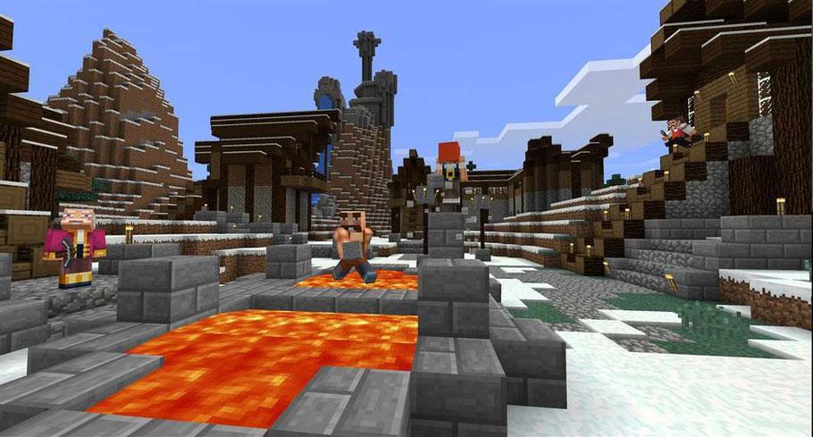 Minecraft Test: Das Gameplay
