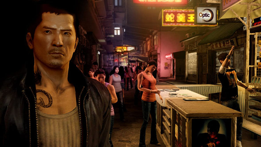 Sleeping Dogs Test: Die Story