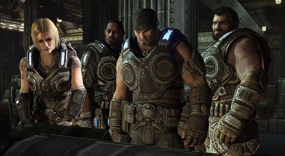 Betse Xbox 360 Spiele - Gears of War 3