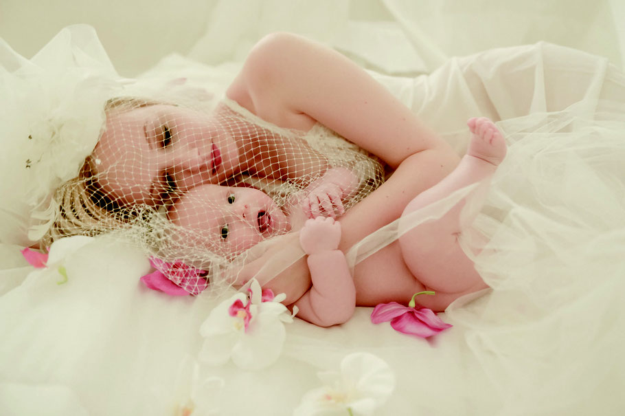 Braut mit Baby 2013 - www.dirk-brzoska.de DIRK BRZOSKA FOTOGRAFIE