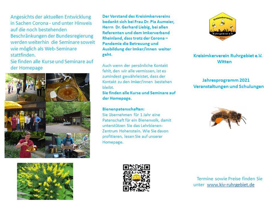 Lehrbienen-Zentrum Hohenstein, Witten: In der direkten Umgebung ist noch ein Wild-Schalentiergehege. Nur der Streichelzoo ist zur Zeit noch geschlossen.