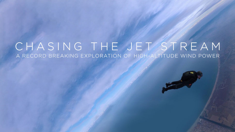 Der Film Chasing the jet stream auf AppleTV+