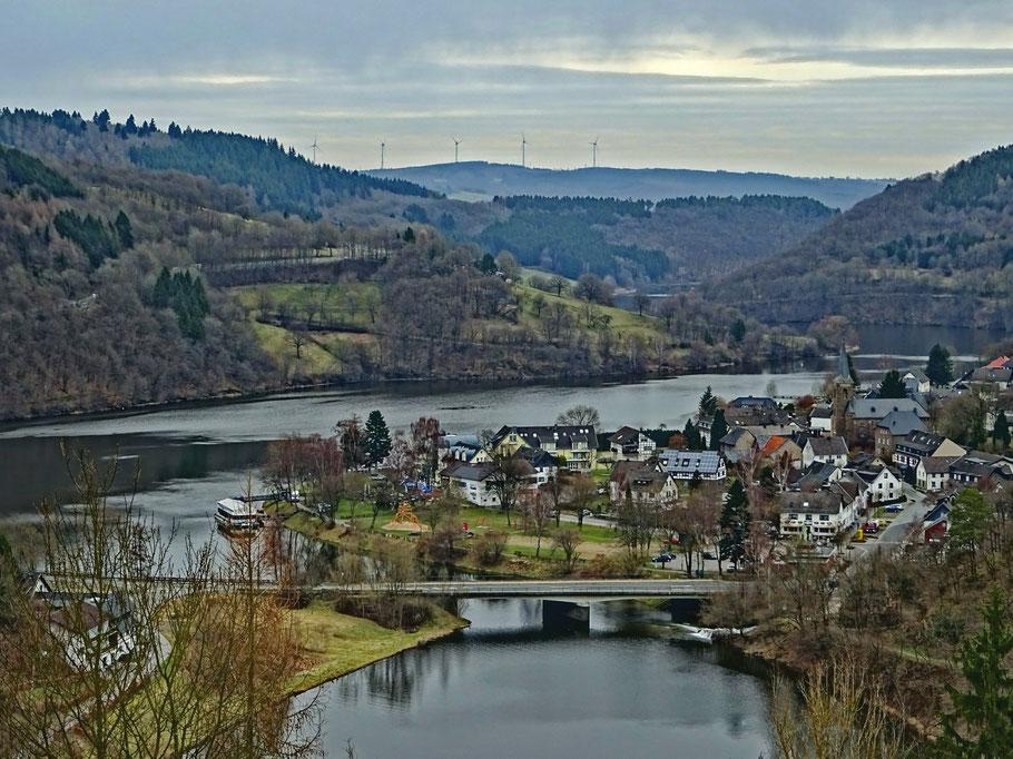 Einruhr im Nationalpark-Eifel