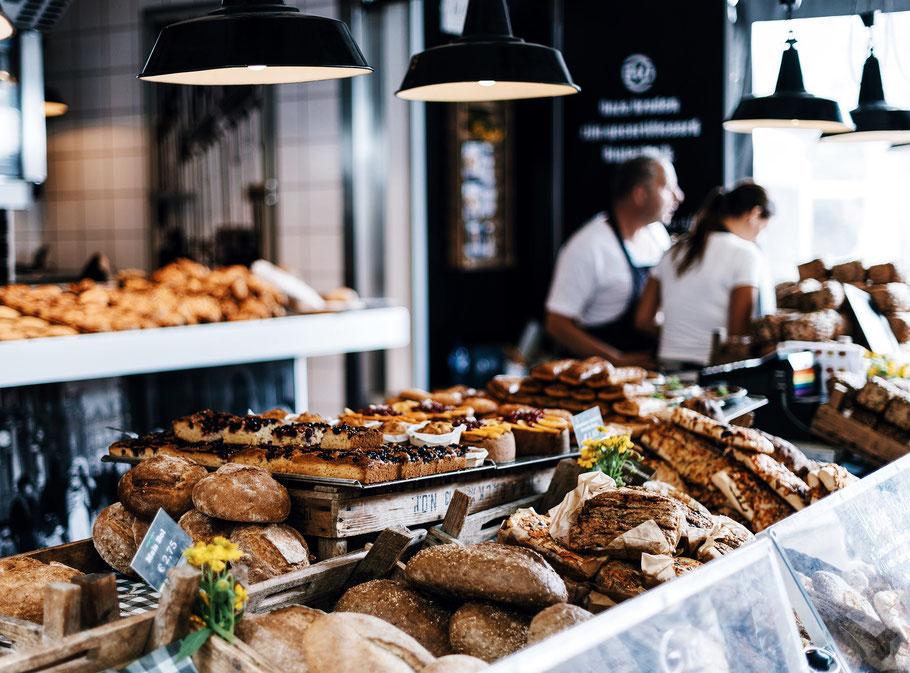 A bakery in Germany