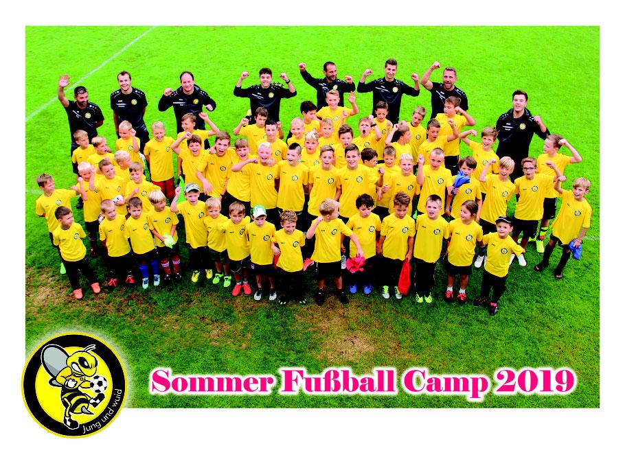 Sommer Fußball Camp 2019