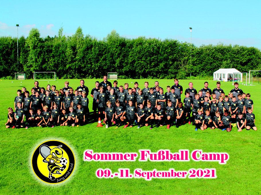 Sommer Fußball Camp 2020