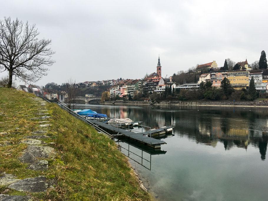 Bootsteg Laufenburg. (Foto CC)