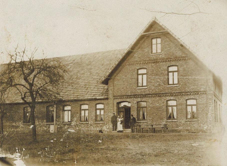 Aufnahme ca 1910 erbaut 1905