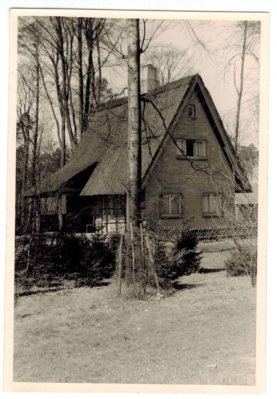 Forst Rosengarten / Haus auf dem Höpen