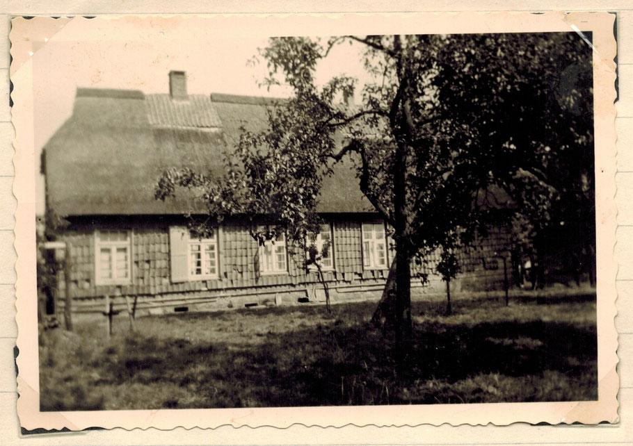 Emsen Forsthaus vor dem Umbau zum Landschulheim