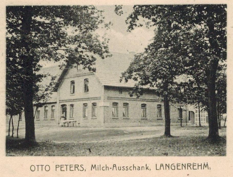 Otto Peters (Johann Jacob Peters) ist der Urgroßvater von Martina Schulz