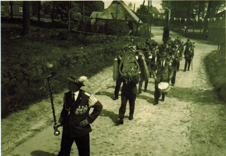 Emsen Dorfmitte (Rader Weg) Schützenfest