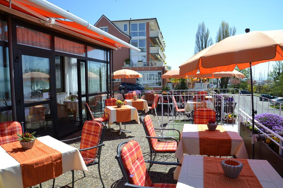 Sonnenterrasse Ferienwohnungen In Meersburg Am Bodensee