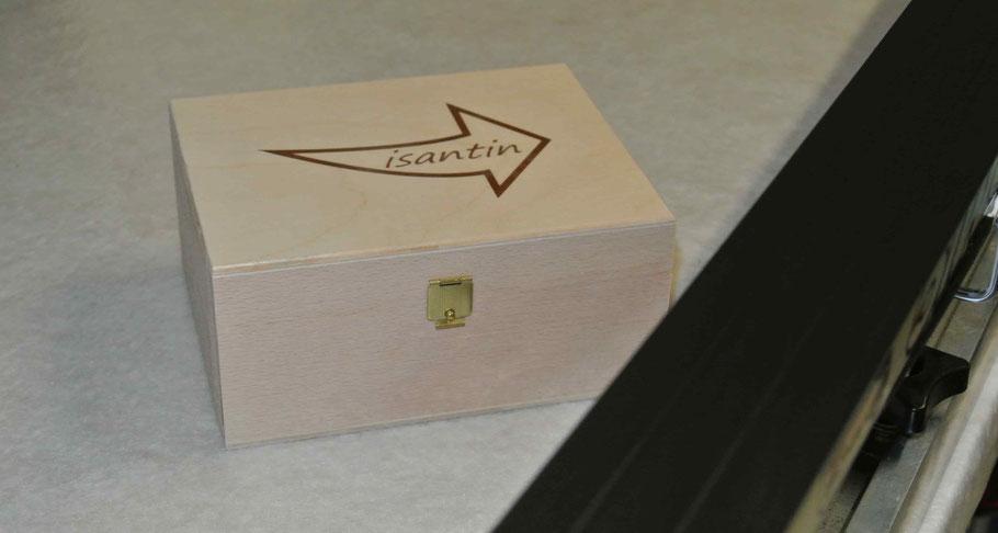 Präparation und Isantin-Box