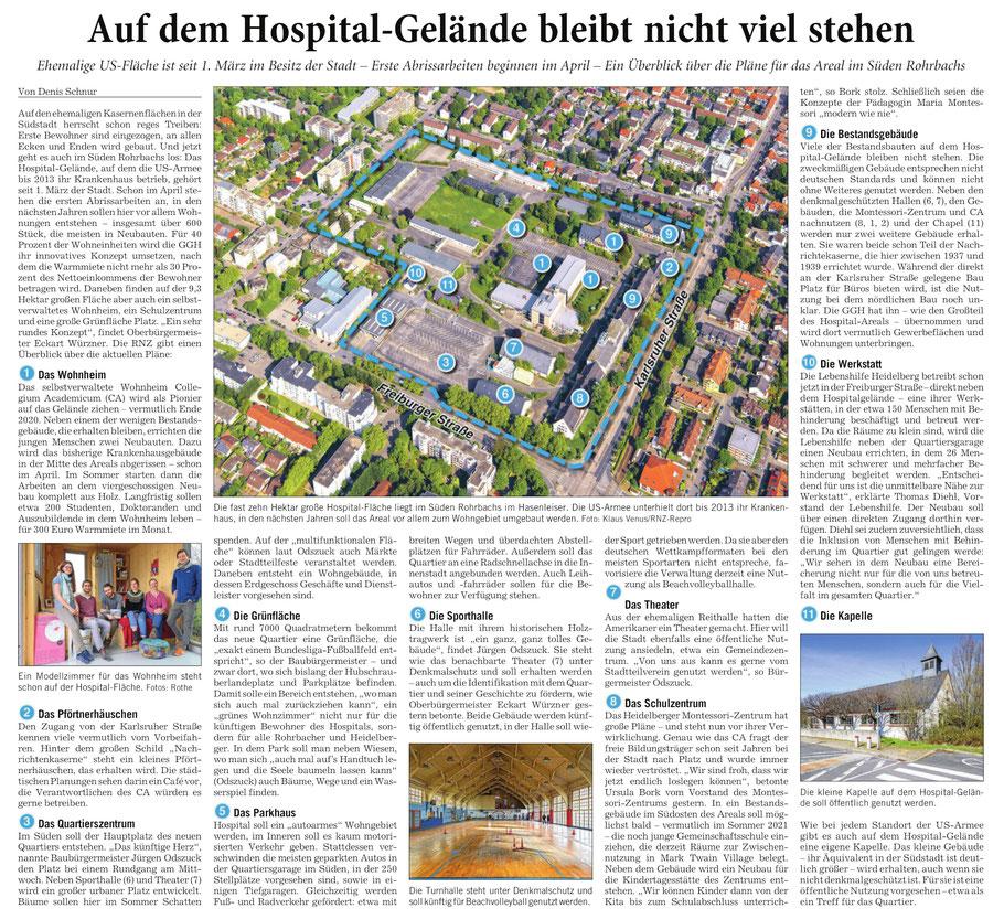 Rhein-Neckar-Zeitung, 21.03.2019