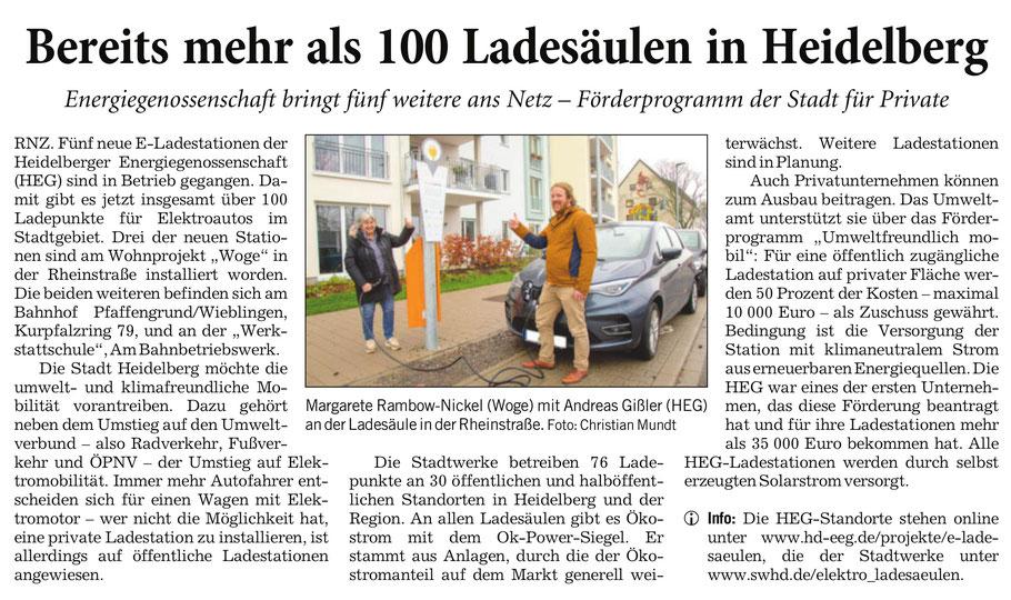 Rhein-Neckar-Zeitung 17.03.2021