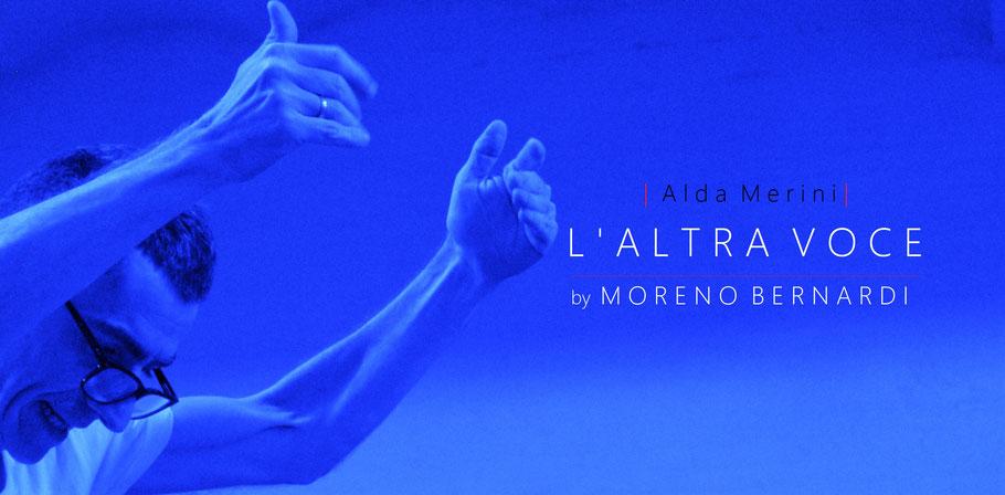 Moreno Bernardi, L'altra voce, Alda Merini