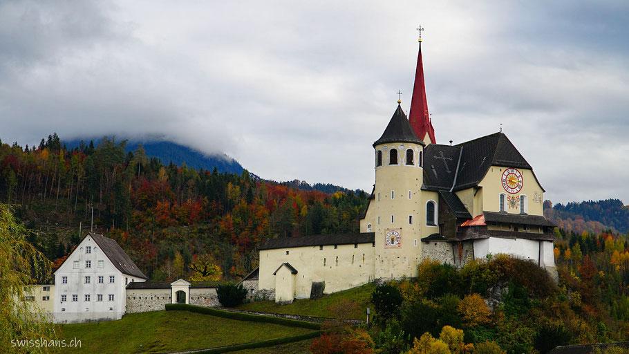 Basilika in Rankweil, Vorarlberg