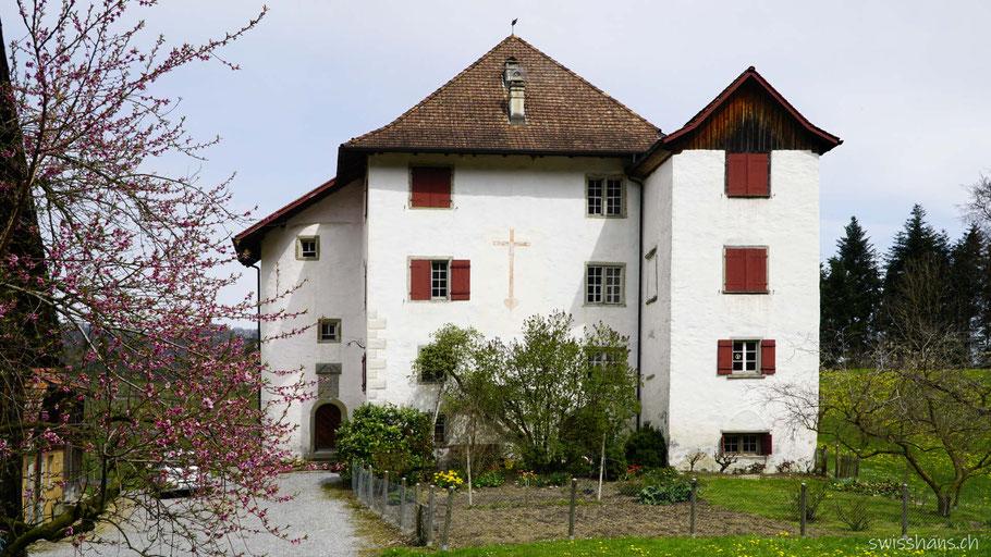 Schlössli Buechholz in Berneck