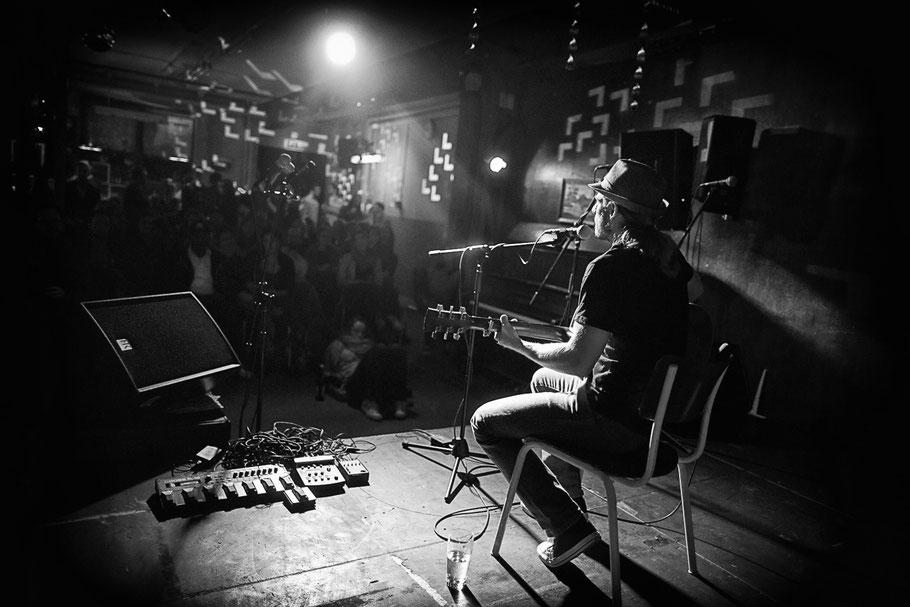 Bild: André auf Tour, Live