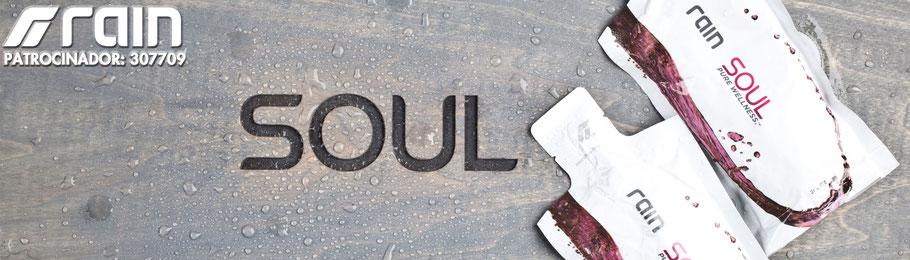 Testimonios de los beneficios de Soul by Rain International