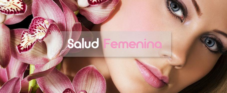Productos 100% naturales, complementos y suplementos alimenticios para la salud, belleza y bienestar de la mujer