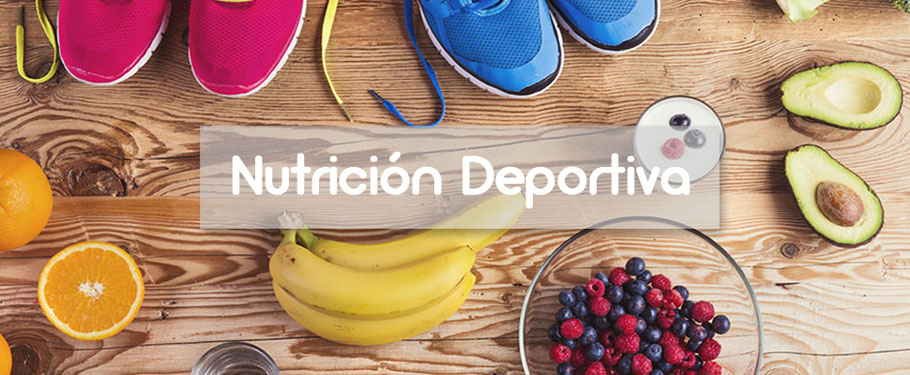 Productos 100% naturales para la nutrición deportiva