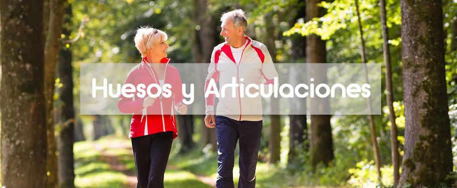 Productos 100% naturales para huesos y articulaciones
