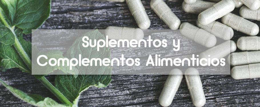 Productos Naturistas, Suplementos y Complementos Alimenticios.