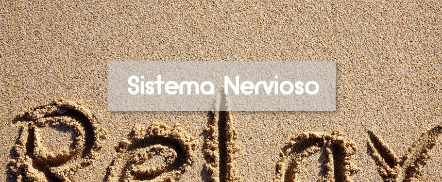 Productos Naturistas, Suplementos y Complementos Alimenticios para problemas del sistema nervioso. Adios estrés