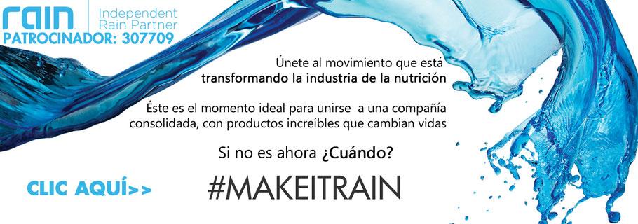 Distribuidores, Socios, Partner Rain International