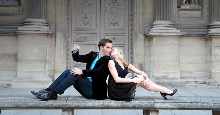 A Paris Photographer - Engagement Paris photography