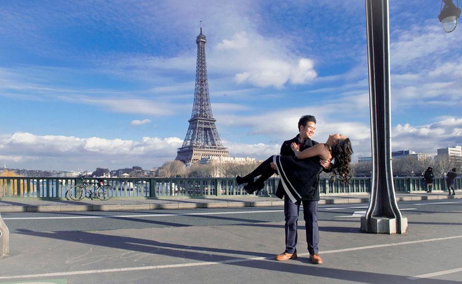 A Paris Photographer - Eiffel Tower photography