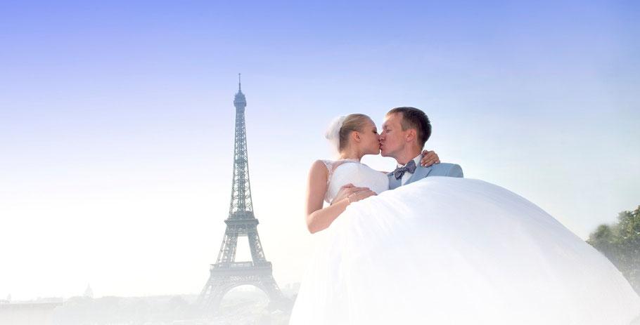 A Paris Photographer - Wedding photographer in Paris